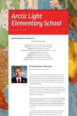 Arctic Light Elementary School