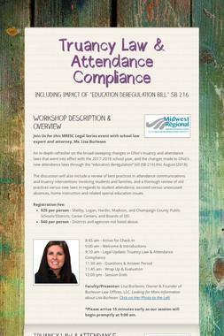 Truancy Law & Attendance Compliance