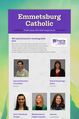 Emmetsburg Catholic