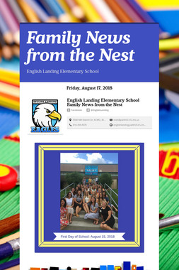 Family News from the Nest