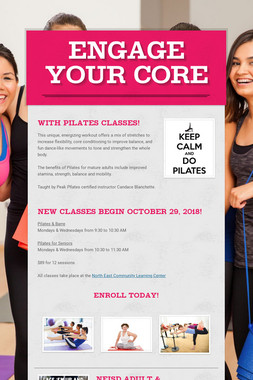Engage Your Core