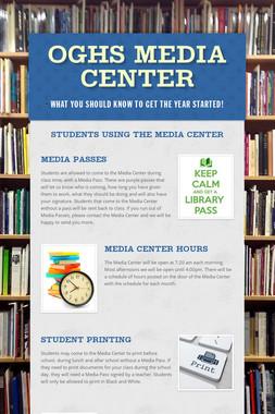 OGHS Media Center