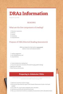 DRA2 Information