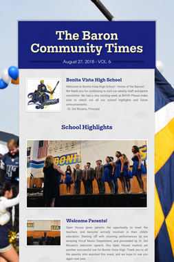 The Baron Community Times