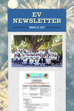 EV Newsletter