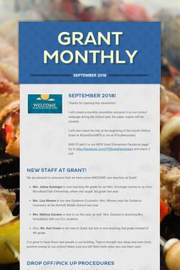 Grant Monthly