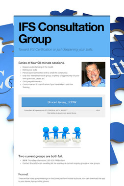 IFS Consultation Group