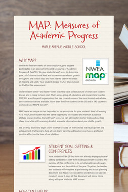 MAP: Measures of Academic Progress