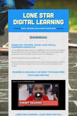 Lone Star Digital Learning