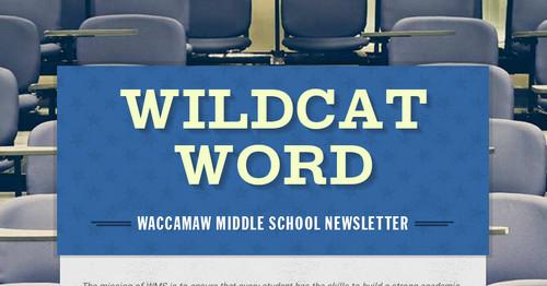 Wildcat Word