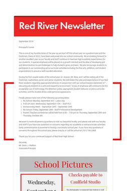 Red River Newsletter