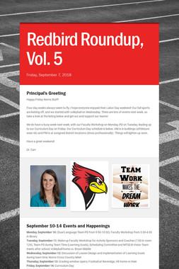 Redbird Roundup, Vol. 5