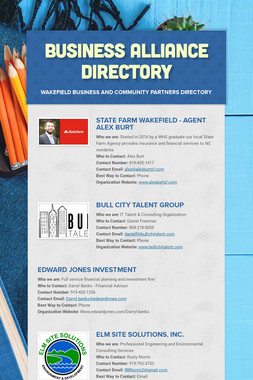 Business Alliance Directory