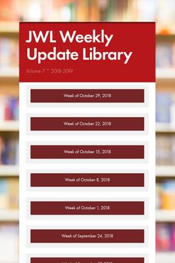JWL Weekly Update Library