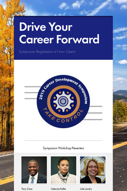 Drive Your Career Forward