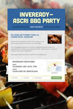 INVEREADY-ASCRI BBQ PARTY