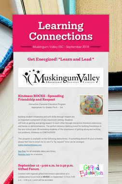 Learning Connections
