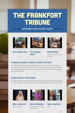 The Frankfort Tribune