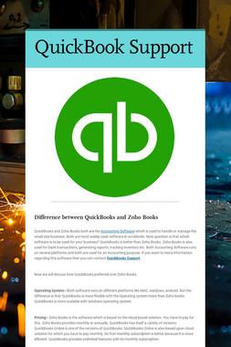 QuickBook Support