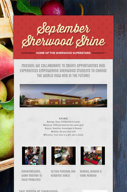 September Sherwood Shine