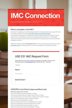 IMC Connection