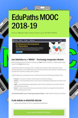 EduPaths MOOC 2018-19