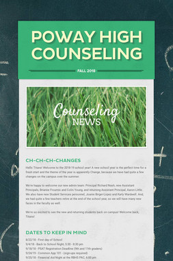 Poway High Counseling