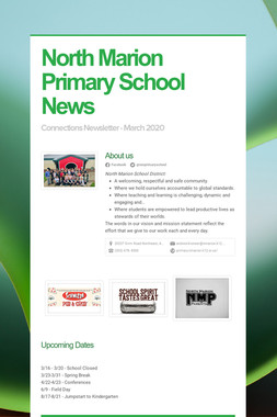 North Marion Primary School News