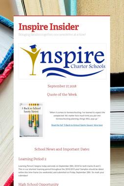 Inspire Insider