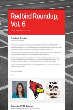 Redbird Roundup, Vol. 6
