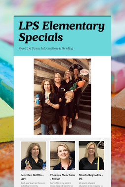 LPS Elementary Specials