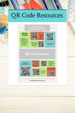 QR Code Resources