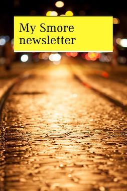 My Smore newsletter