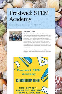 Prestwick STEM Academy