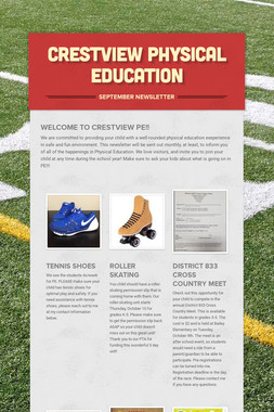 Crestview Physical Education