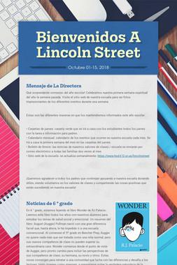 Bienvenidos A Lincoln Street