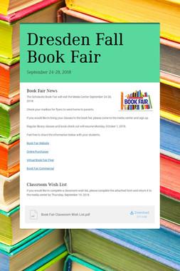 Dresden Fall Book Fair