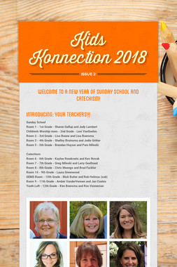 Kids Konnection 2018