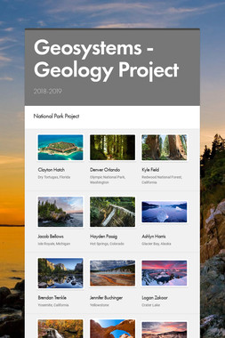Geosystems - Geology Project