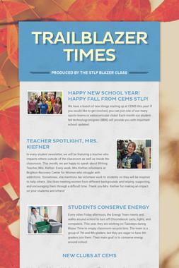 Trailblazer Times