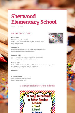 Sherwood Elementary School