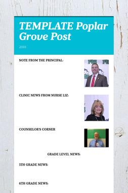 TEMPLATE Poplar Grove Post