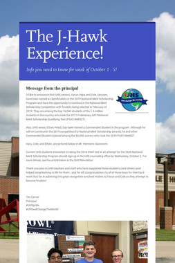 The J-Hawk Experience!