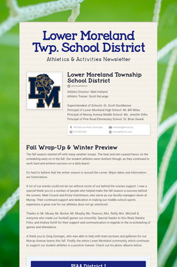 Lower Moreland Twp. School District