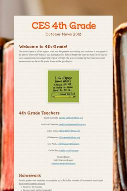 CES 4th Grade