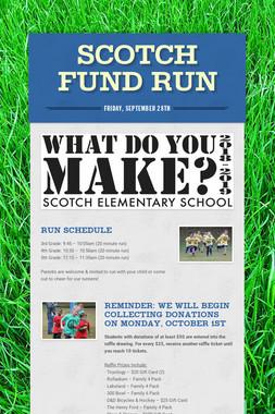 Scotch FunD Run