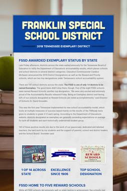 Franklin Special School District