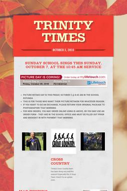 Trinity Times