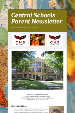 Central Schools Parent Newsletter