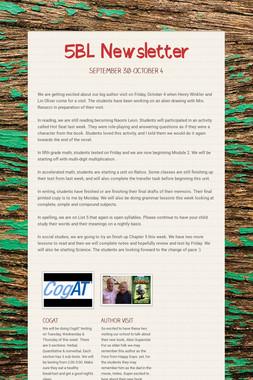 5BL Newsletter